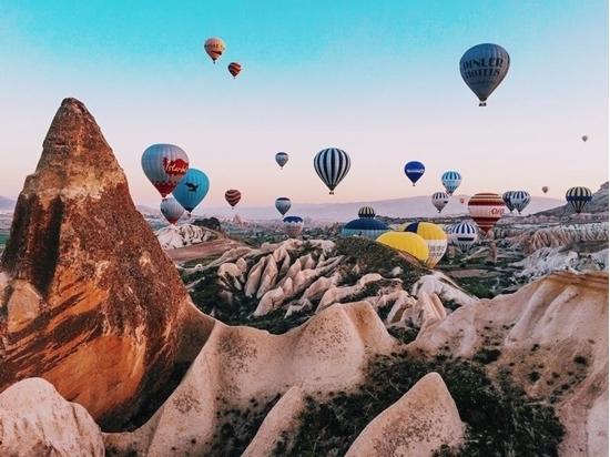 Cappadocia (Автобус) – Велигден
