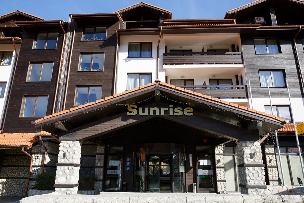 Hotel Sunrise 4* – Банско