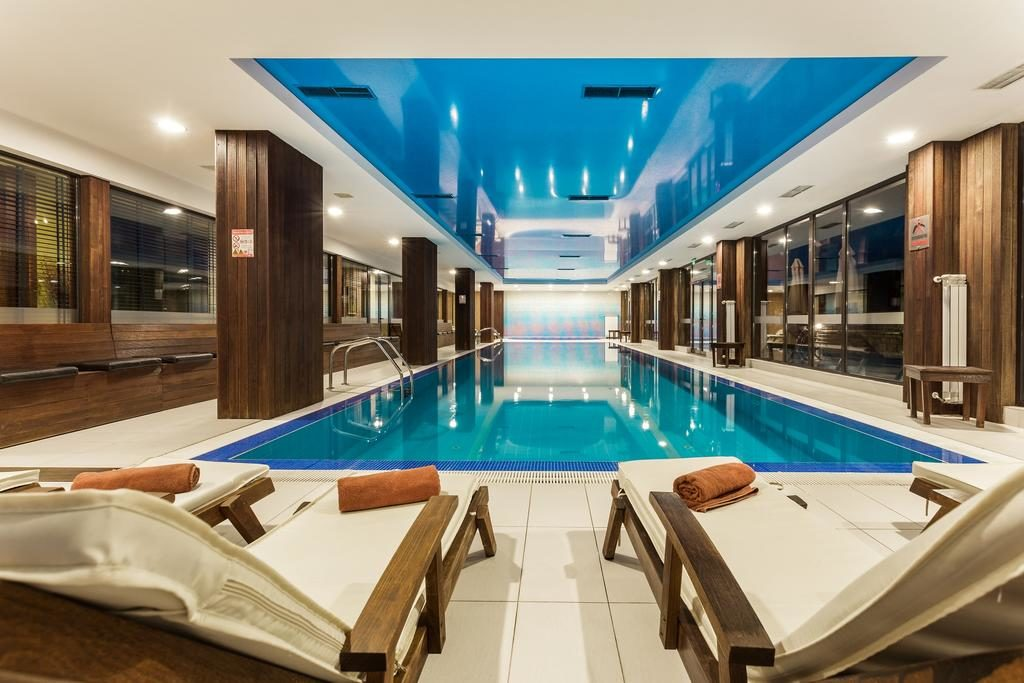 Hotel Perun Lodge 4* – Банско
