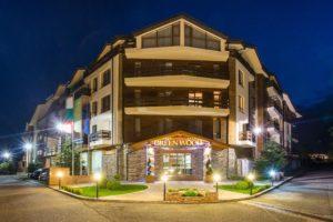 Hotel Green Wood 4* – Банско