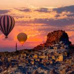 Cappadocia (Авион) - Есен 2021