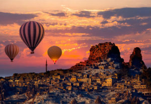 Cappadocia (Авион) – Есен 2021