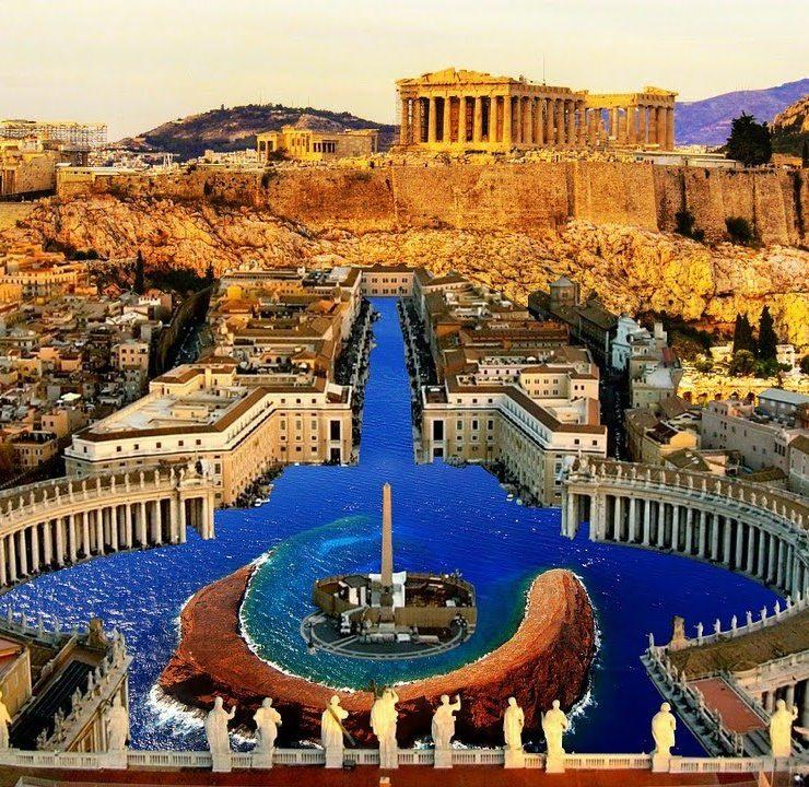 Атина & Егина – 09.12 – 12.12.2021