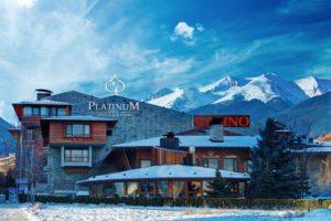 Platinum Hotel 4* – Банско