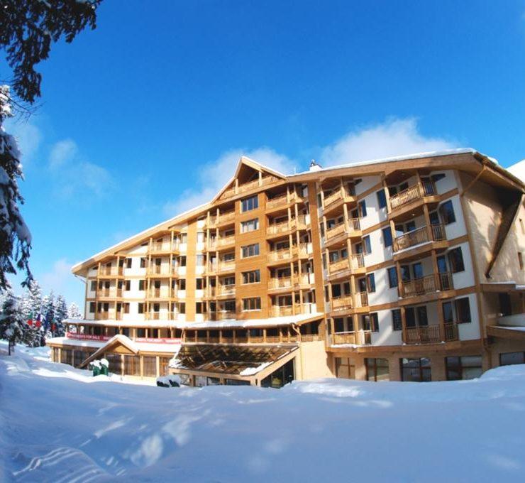Hotel Iceberg 4* – Боровец