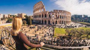 Rome (Авион) – Нова Година