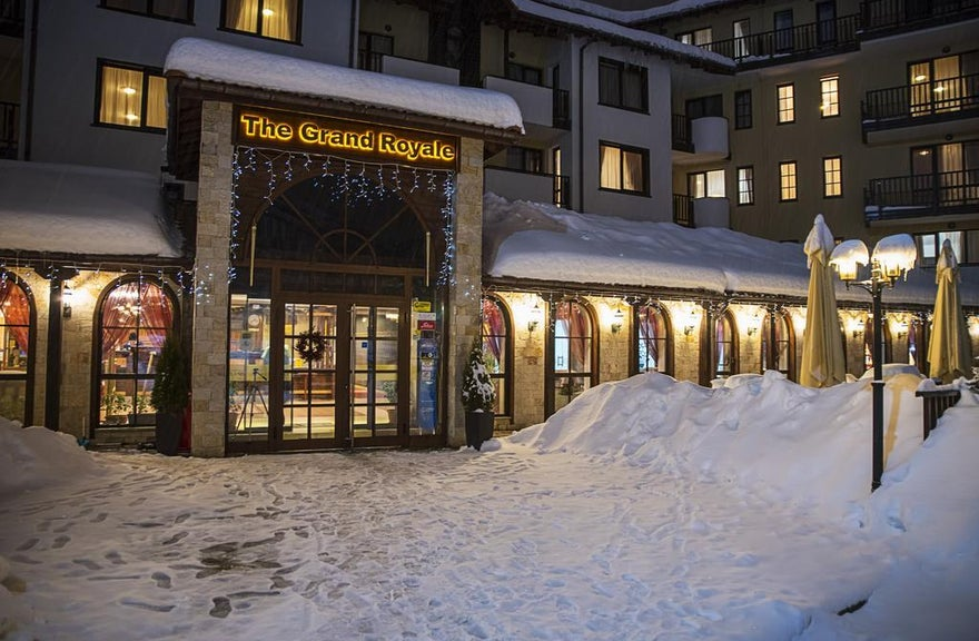 Hotel Grand Royale 4* – Банско