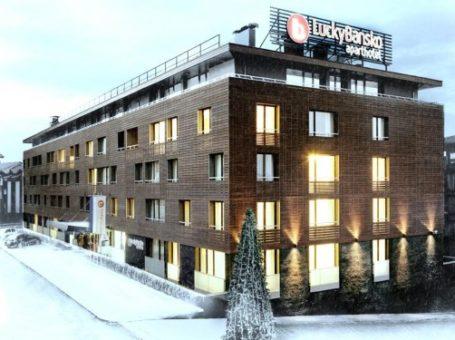 Hotel Lucky 5* – Банско