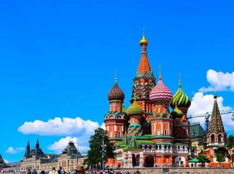 Moscow & St. Petersburg – 18.10 – 25.10.2021