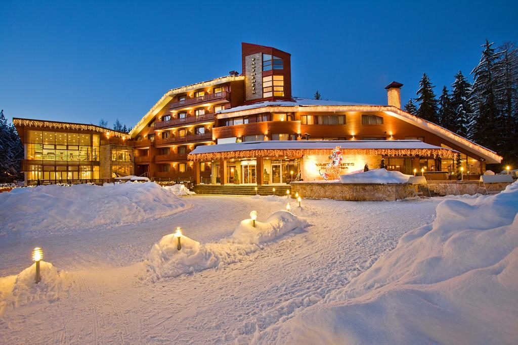 Hotel Yastrebets 4* – Боровец
