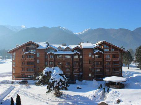 Apartments Pirin Golf 4* – Разлог