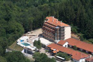 Hotel Jelak & Kopaonik 3* – Луковска Бања
