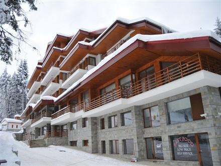 Hotel Dafovska 3* – Пампорово