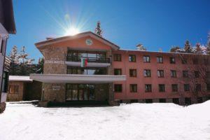 Hotel Edelweiss 3* – Боровец