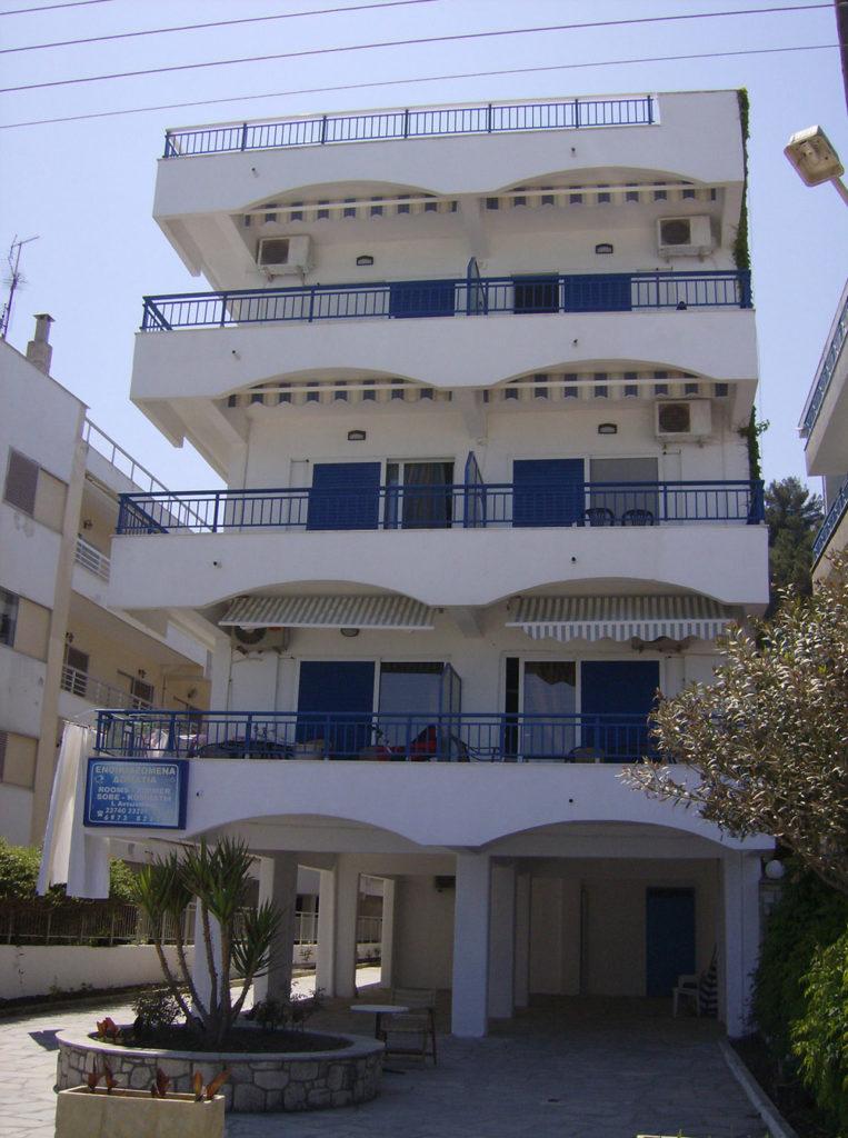 Apartments Poseidon – Калитеа