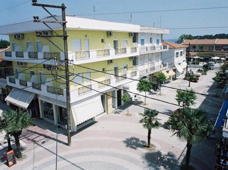 Villa Poppis – Калитеа