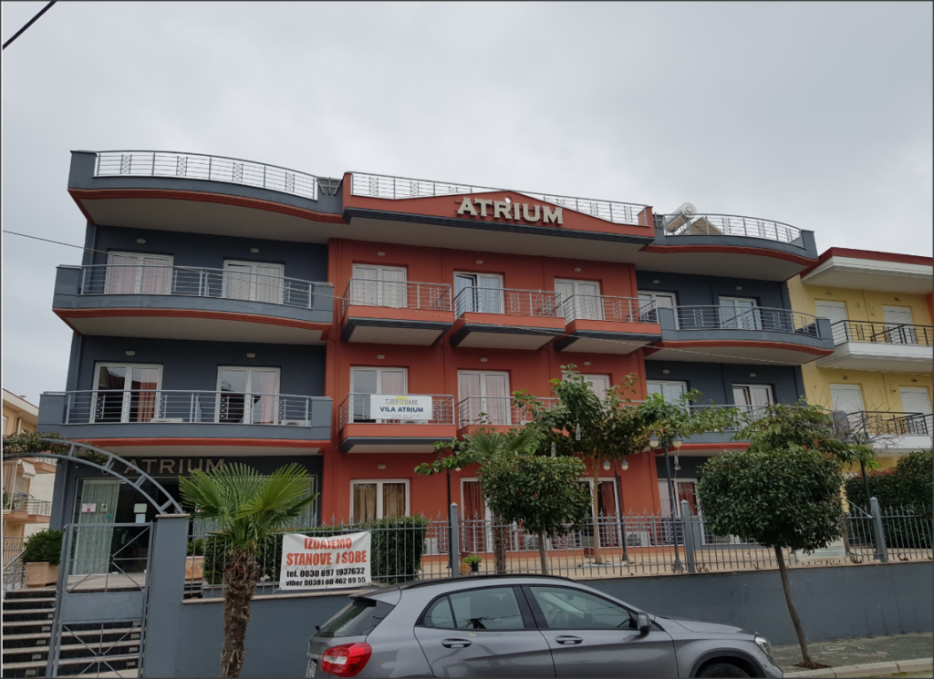 Villa Atrium – Лептокарија