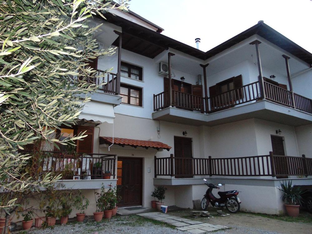 Villa Evgenia – Јерисос