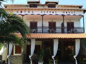 Zeppos Apartmens – Неос Мармарас