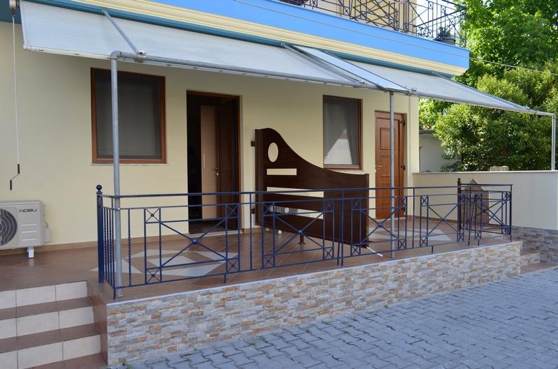 Villa Dima – Лептокарија
