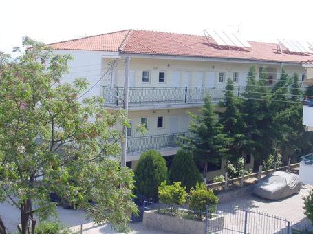 Villa Spanos – Полихроно