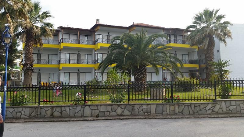 Villa Christina – Ханиоти
