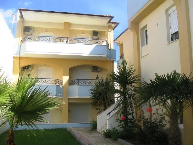 Villa Partenis – Пефкохори