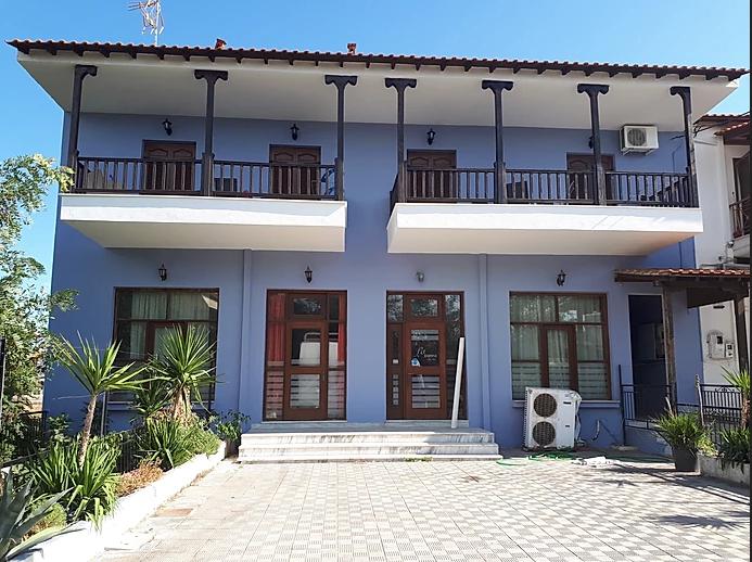 Villa Tzоuli I – Јерисос
