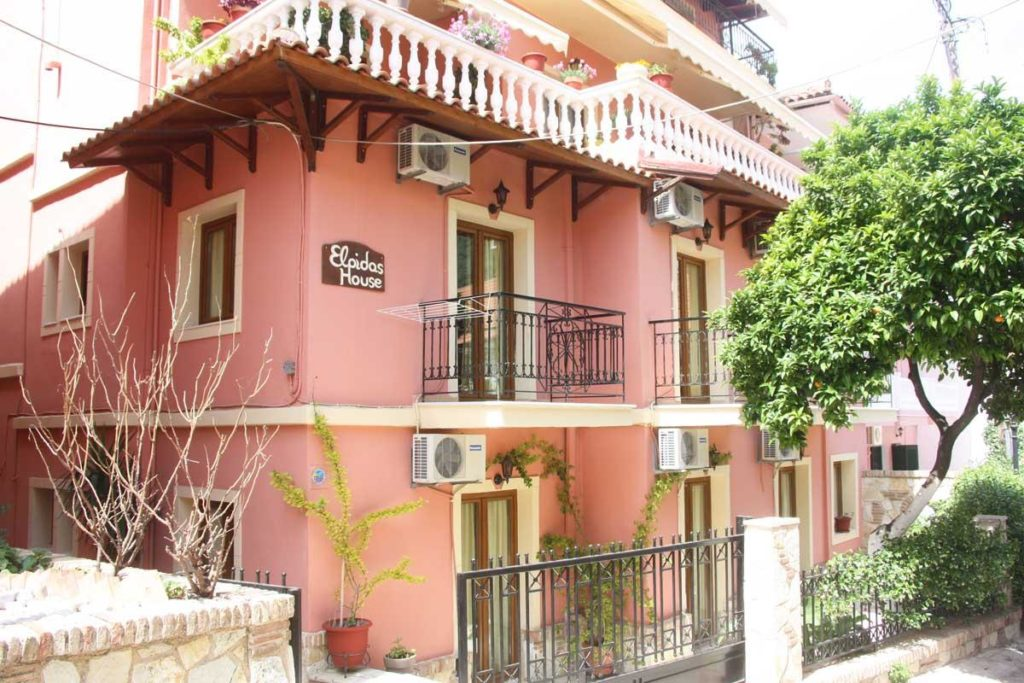 Villa Elpidas – Парга