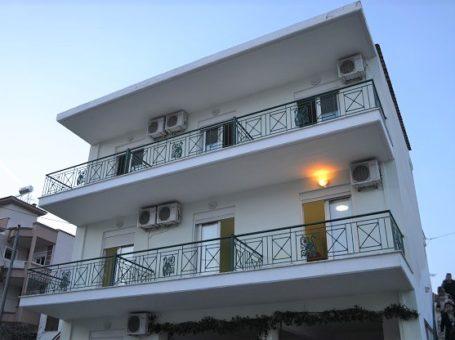 Villa Janis – Лептокарија