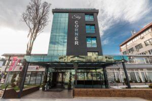 Hotel Sky Corner 3* – Охрид