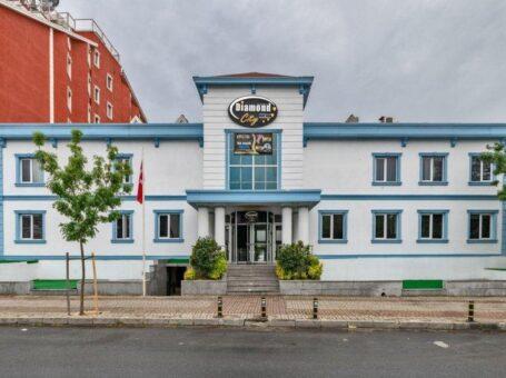 Hotel Diamond City 3* – Кумбургаз