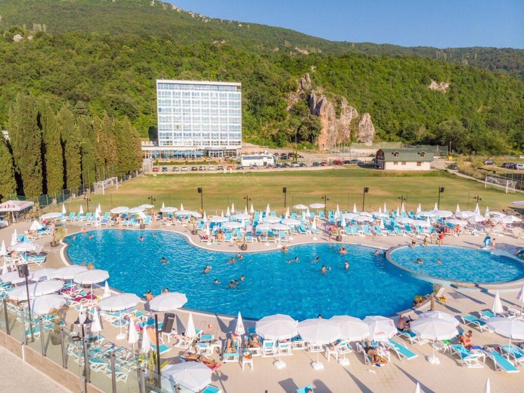 Hotel Aqualina 4* – Охрид