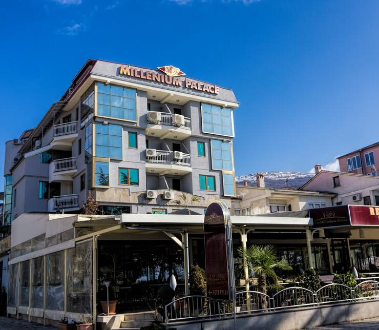 Hotel Millenium Palace 4* – Охрид