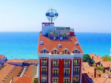 Hotel Blue World 4* – Кумбургаз