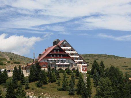 Hotel Slavija 2* – Попова Шапка