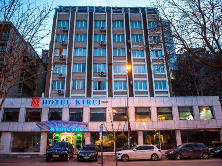 Hotel Kirci Thermal 3* – Бурса