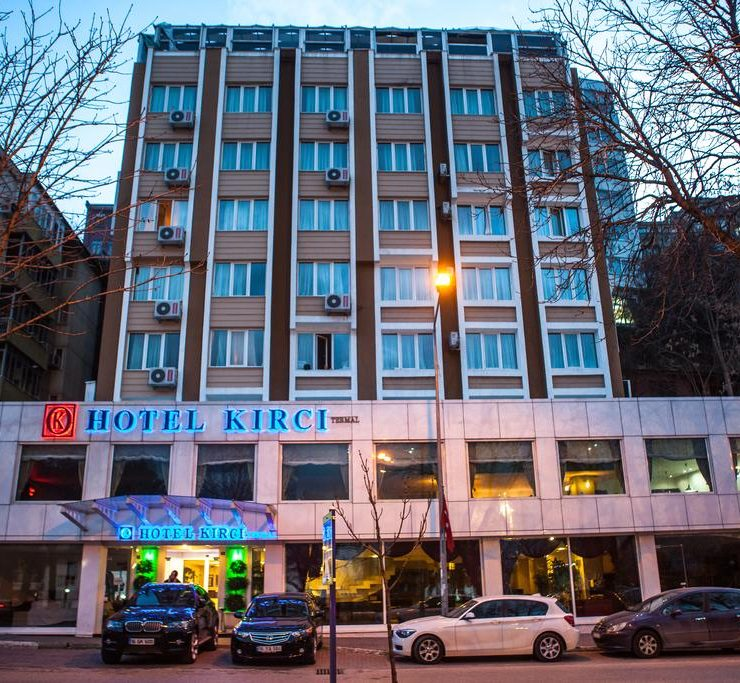 Hotel Kirci Thermal 3* – Бурса
