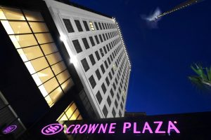 Hotel Crown Plaza 5* – Бурса