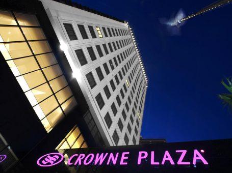Hotel Crown Plaza 5* – Бурса