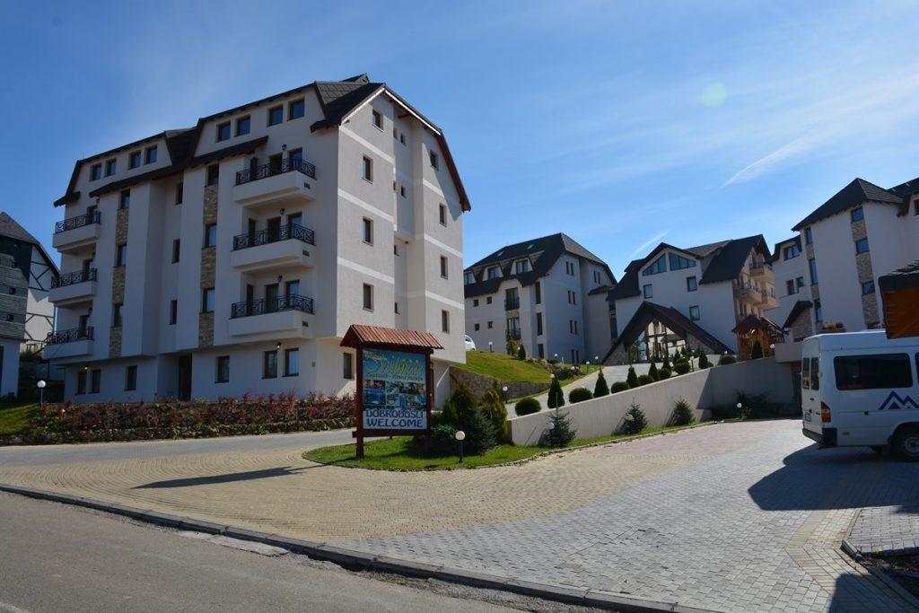 Hotel Milmari 3* – Копаоник
