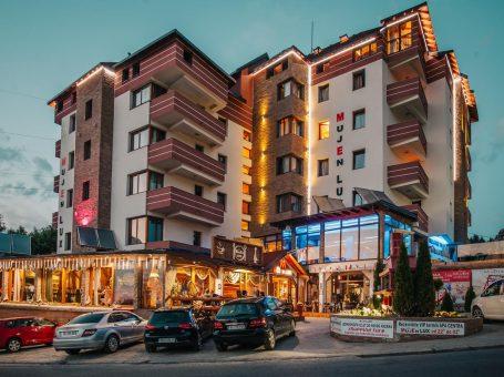 Hotel Mujen Lux – Копаоник