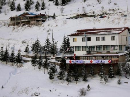 Hotel Snow Patrol Lodge 3* – Попова Шапка