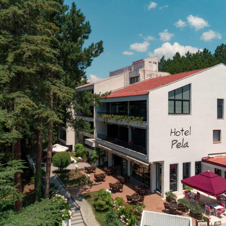 Hotel Pela 3* – Охрид