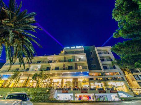 Hotel Vile Oliva 4* – Петровац