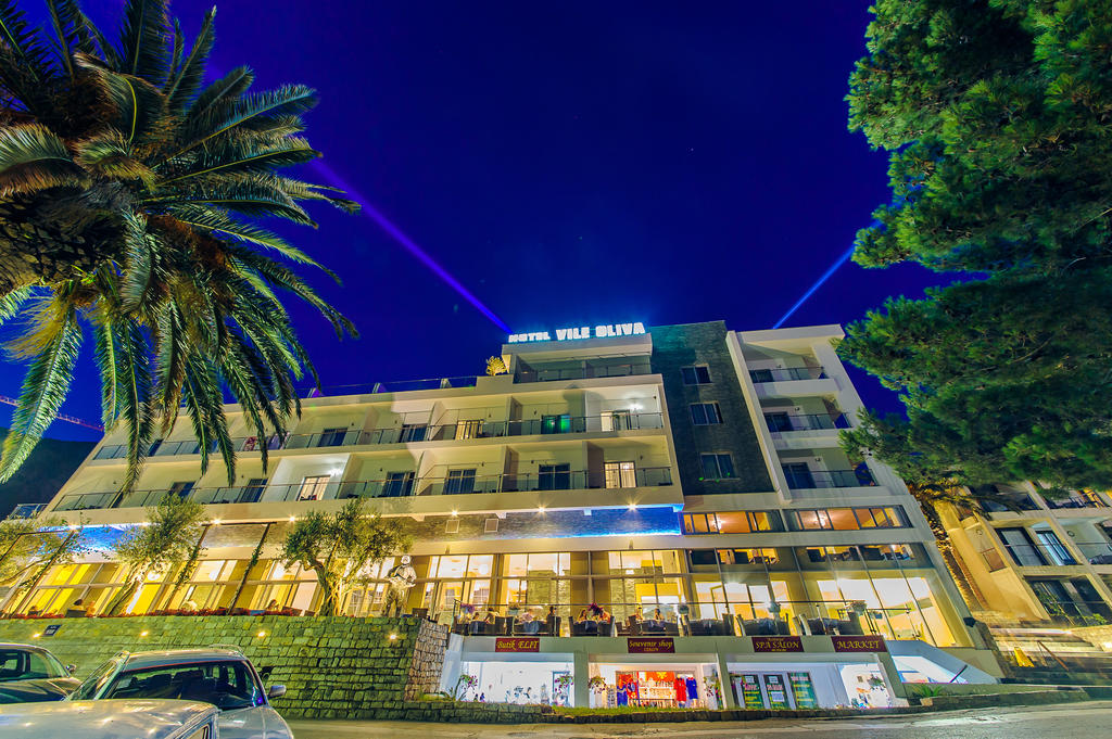 Hotel Vile Oliva 4* - Петровац