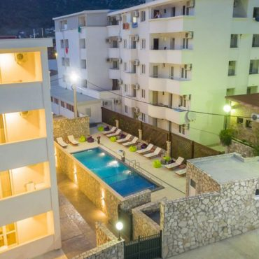 Hotel Ancora Lux 3* – Чањ