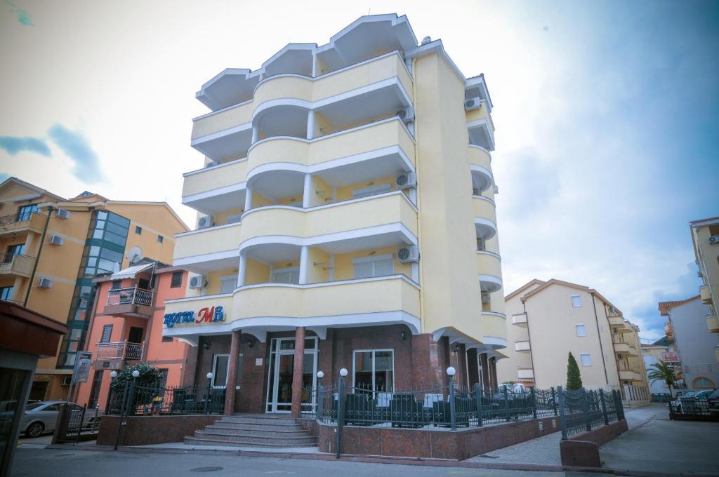 Garni Hotel MB 3* - Будва