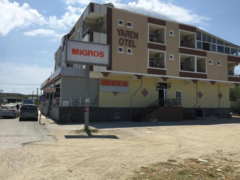 Hotel Yaren – Авша