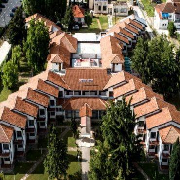 Hotel Galeb 3* – Струга